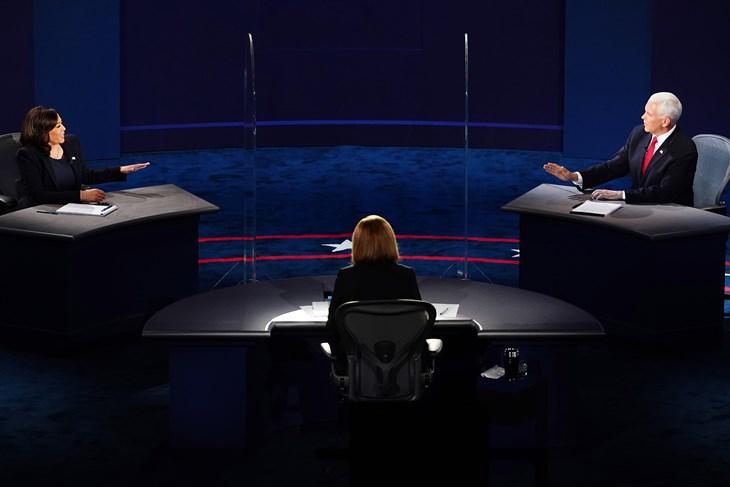 Kamala Harris i Mike Pence razgovarali telefonom