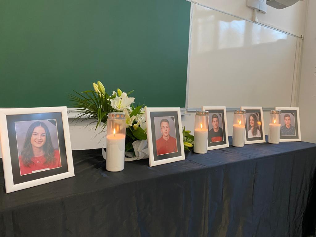 U Mostaru odana počast tragično preminulim studentima