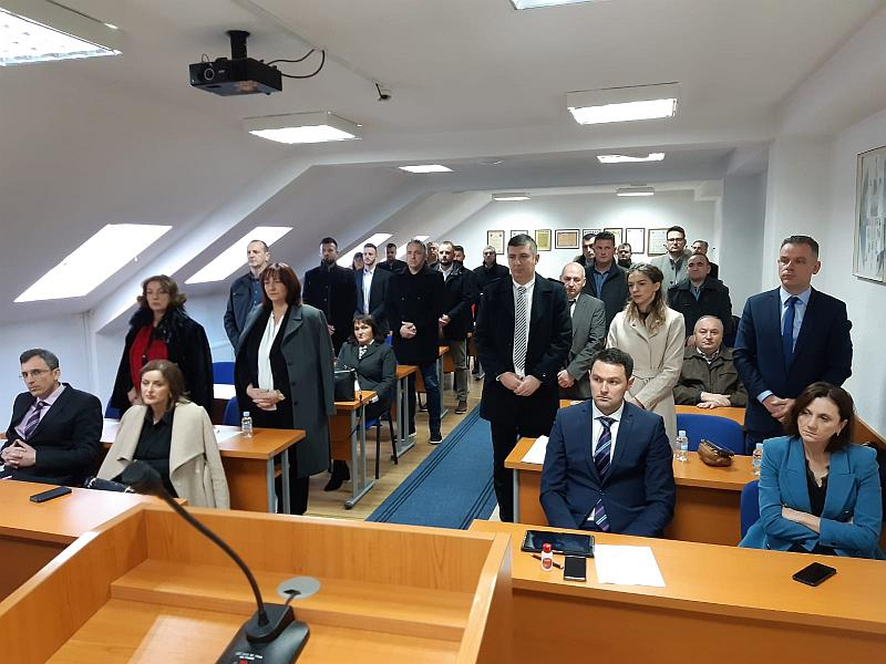 Konstituirano Općinsko vijeće u Tomislavgradu