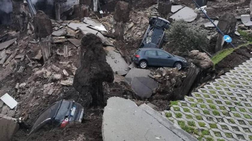 VIDEO Velika eksplozija kod covid bolnice otvorila ogromnu rupu