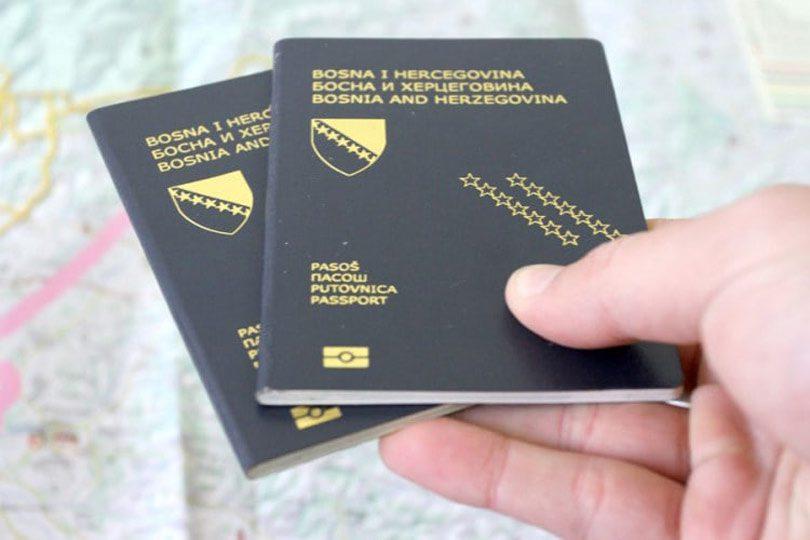 Samo putovnica Kosova slabija od BiH putovnice u regiji