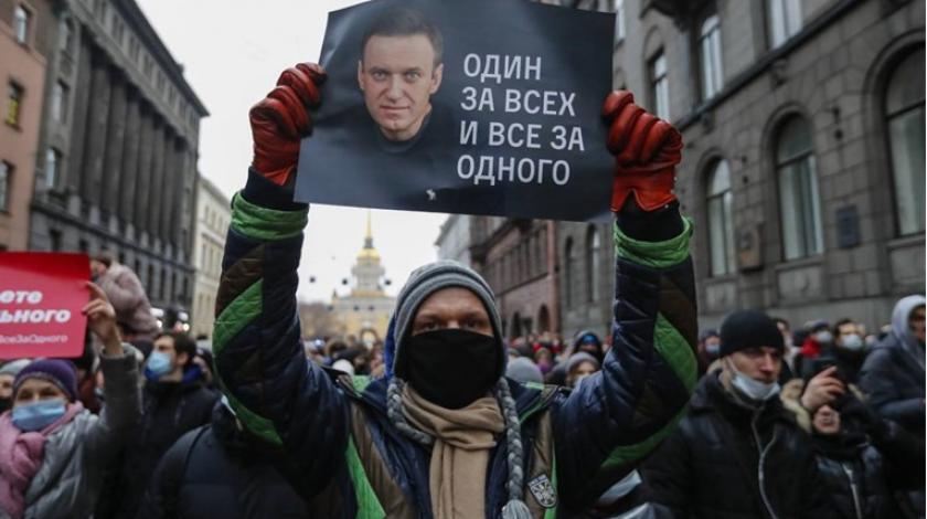 EU i SAD osudili policijsku upotrebu nasilja na prosvjedima u Rusiji