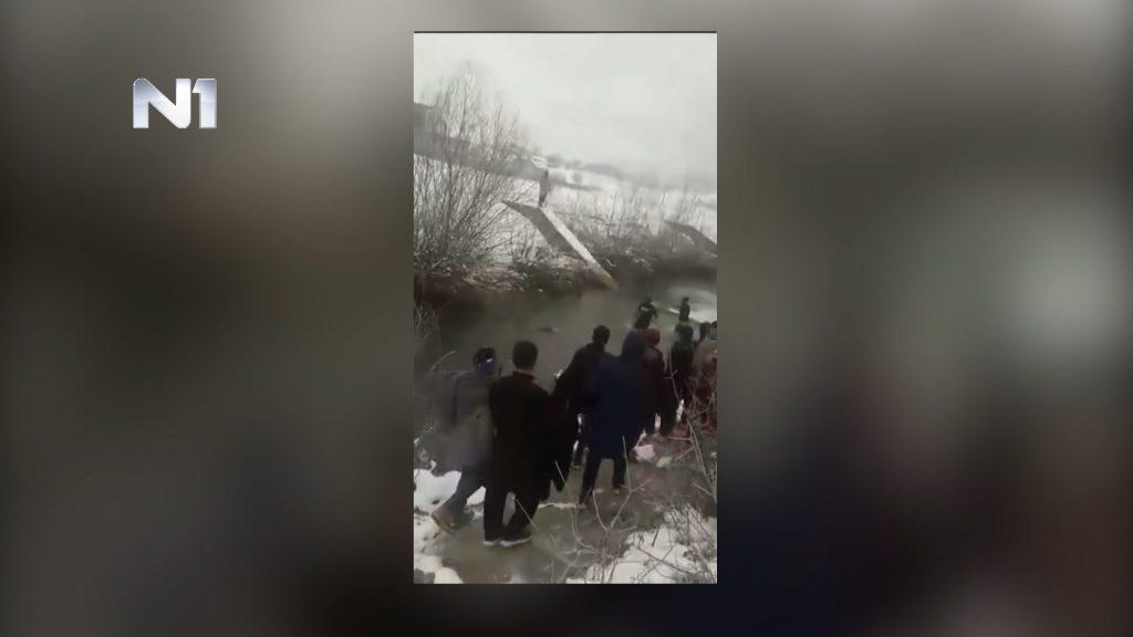 Migrant spasio ženu u Velikoj Kladuši