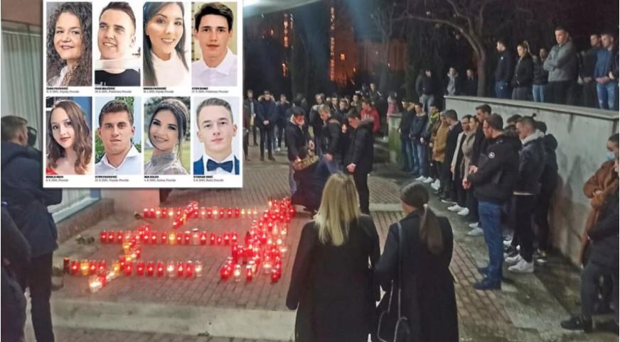 Split tuguje za tragično preminulim studentima