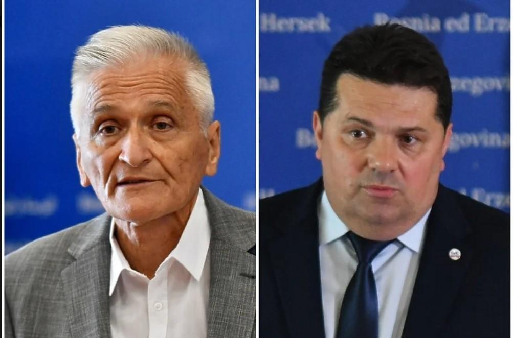 Nikola Špirić i Nenad Stevandić završili u bolnici zbog obostrane upale pluća