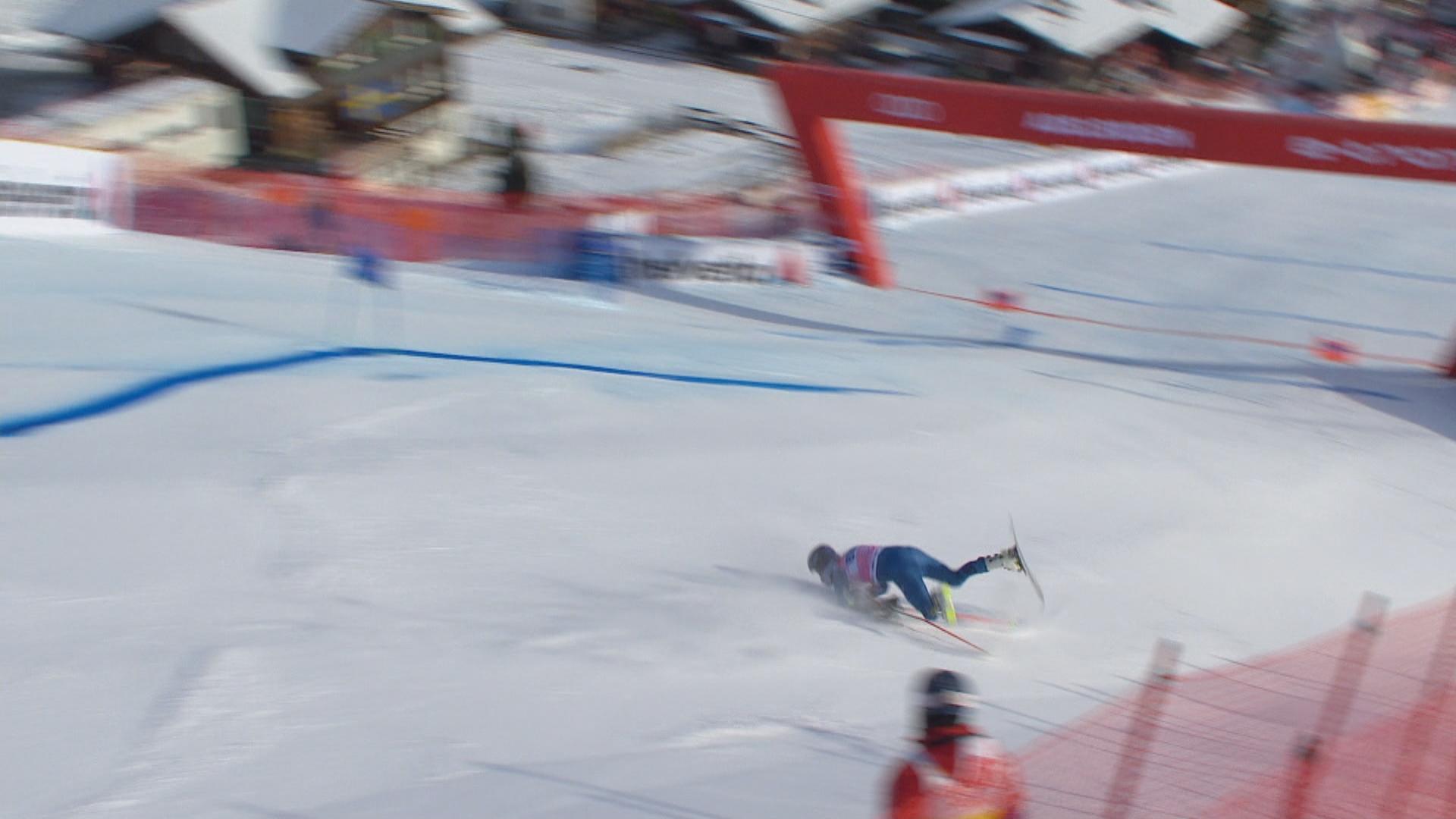 Poznate težine ozljeda američkog skijaša nakon jučerašnjeg teškog pada