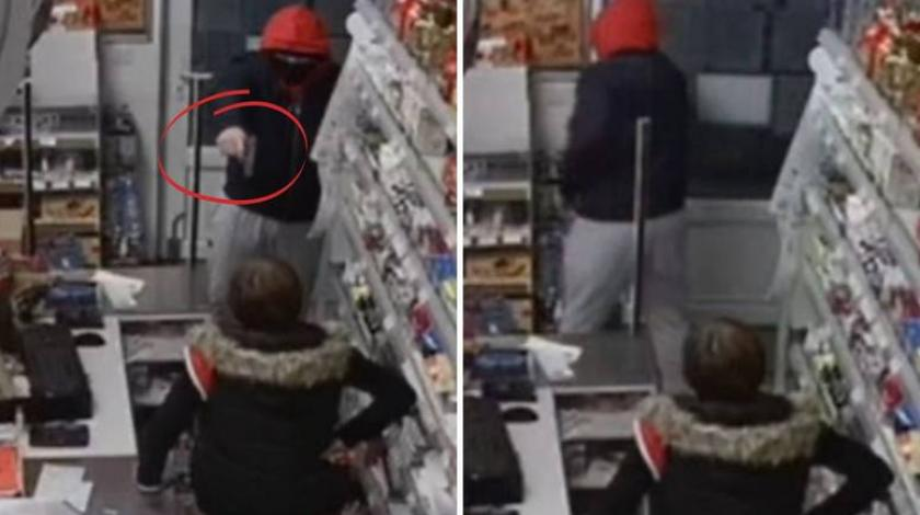 Prijetio ženi pištoljem i htio je opljačkati, ona se podbočila…