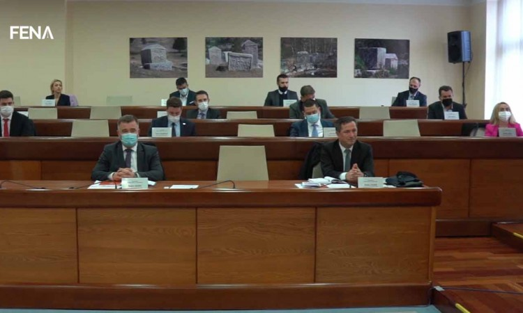Zbog statusa Boške Ćavar zatražena stanka na sjednici Gradskog vijeća Mostara