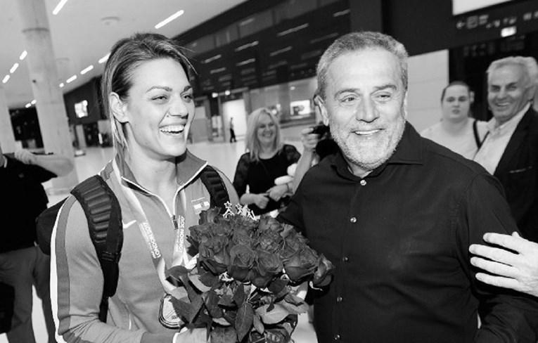 Perković se oprostila od Bandića: Zbogom, veliki čovječe