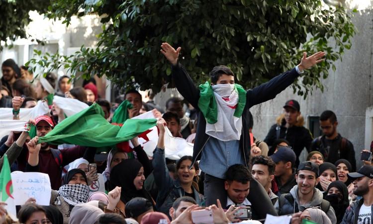 Opet prosvjedi u Alžiru