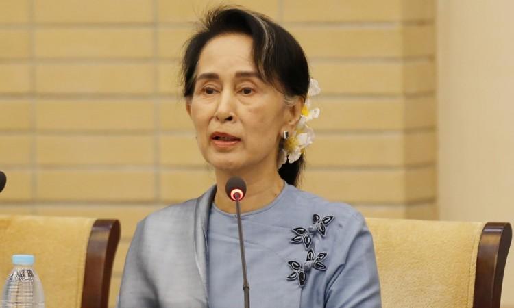 Bivša mijanmarska čelnica Aung San Suu Kyi pred sudom 24. svibnja