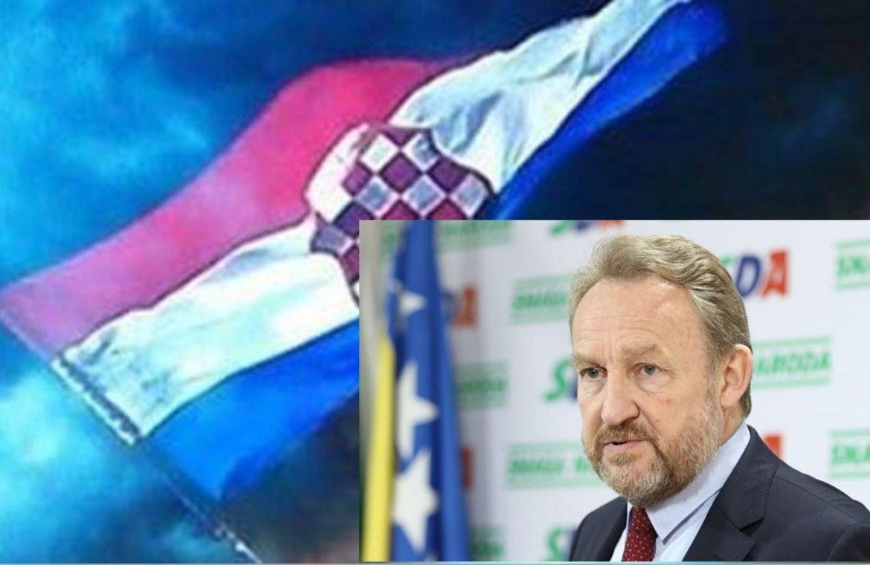 Teško je prepričati priopćenje HNS-a BiH i svjetski šamar bošnjačkim strankama