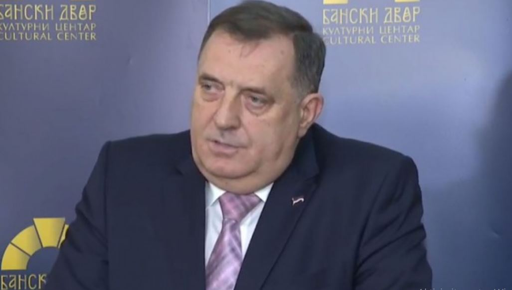 Dodik dao instrukciju svojim ljudima u veleposlanstvima BiH