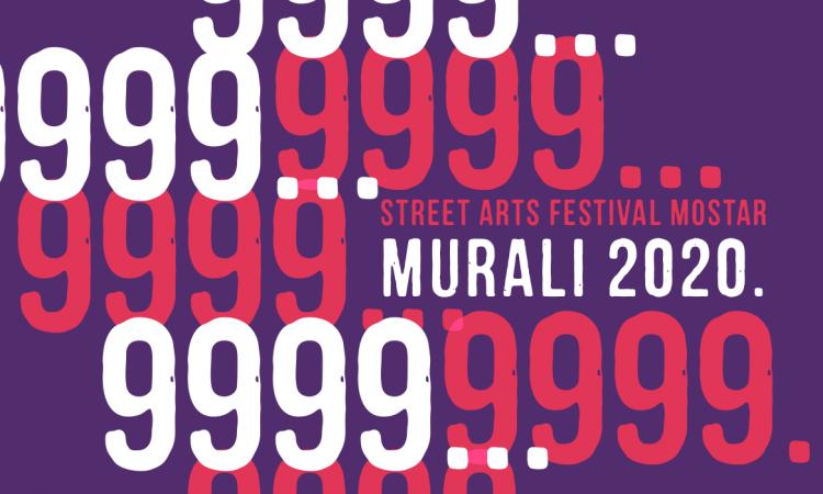 Izložba 'Murali 2020.' u subotu u Mostaru
