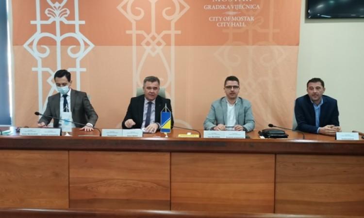Kordić i Marić s načelnicima gradskih odjela: Očekuju transparentnost