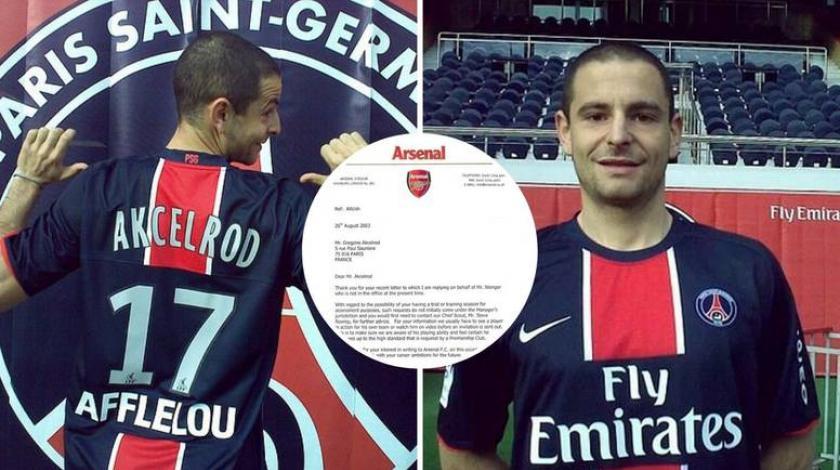 Kakav prevarant, ali plan mu nije uspio! Lagao da je igrao za PSG pa ga CSKA doveo
