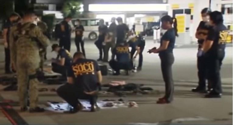 Policija na Filipinima upucala dva policajca na tajnom zadatku