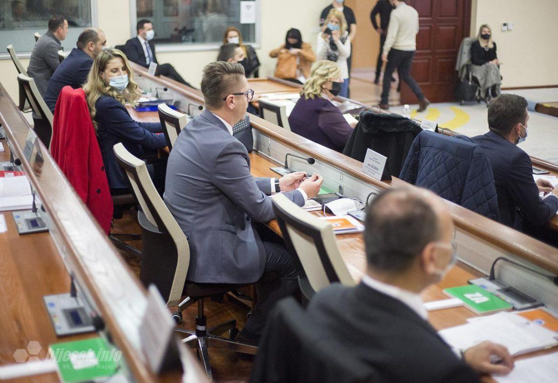 GV Mostara danas nakon dugo vremena raspravlja o gorućim problemima