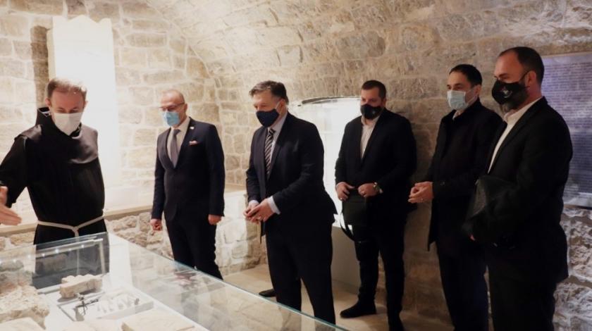 Hrvatski šef diplomacije posjetio Ljubuški