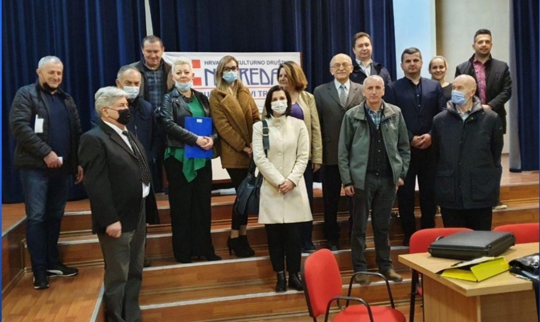 "Blagun Lovrinović je novi predsjednik HKD ""Napredak"" Novi Travnik"