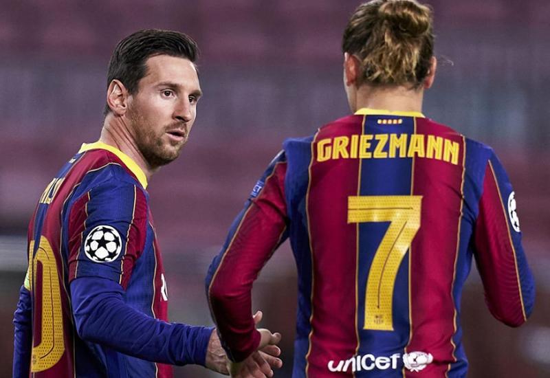 Griezmann kaže da je deset bodova ništa i da Barca može do titule