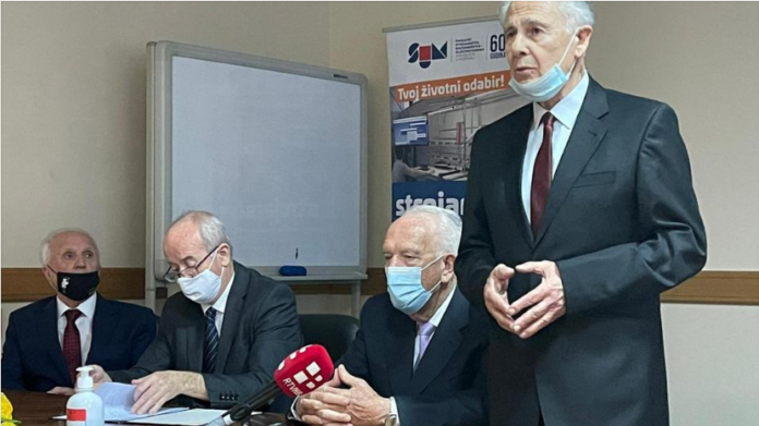 Mladen Bevanda novi predsjednik HAZU u BiH