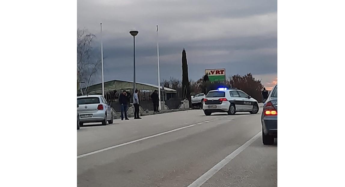 Teža prometna nesreća u Ljubuškom