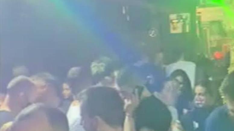 Korona party u Srbiji: U klubu se zabavljalo preko 1000 ljudi