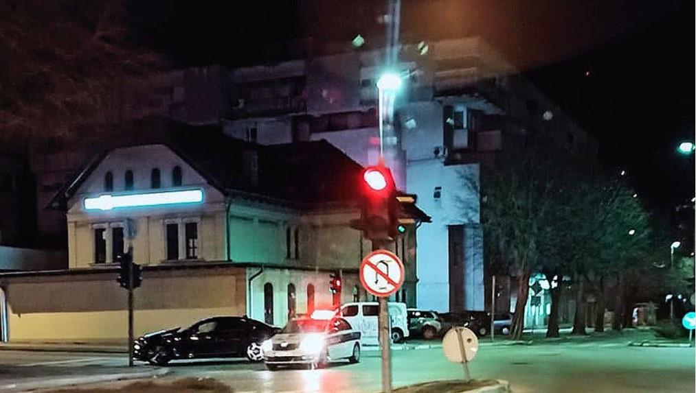 Ozlijeđene tri osobe nakon sudara u Mostaru