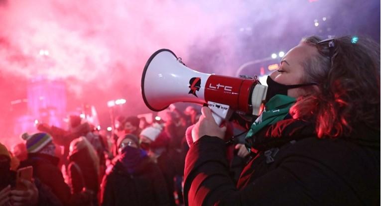 Organizatorici prosvjeda protiv zabrane pobačaja prijeti 8 godina zatvora