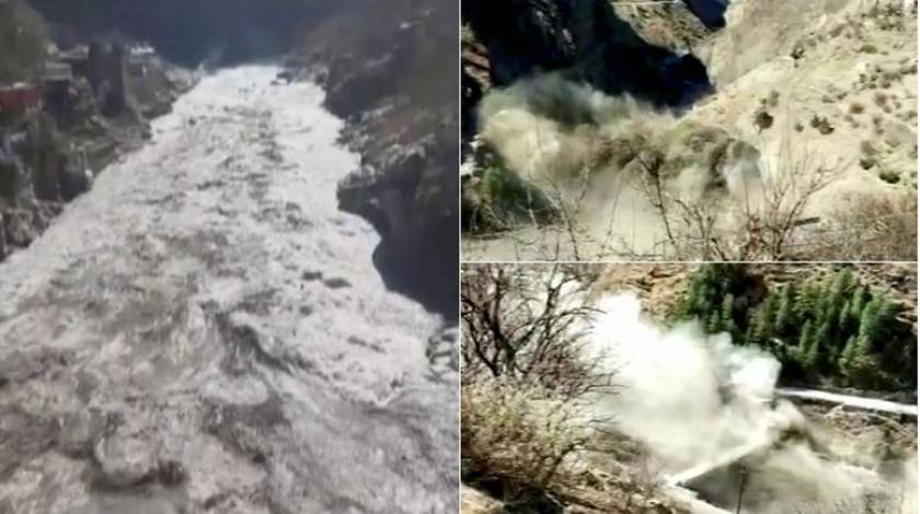 Indija strahuje da je do 150 osoba izgubilo život u odronu ledenjaka