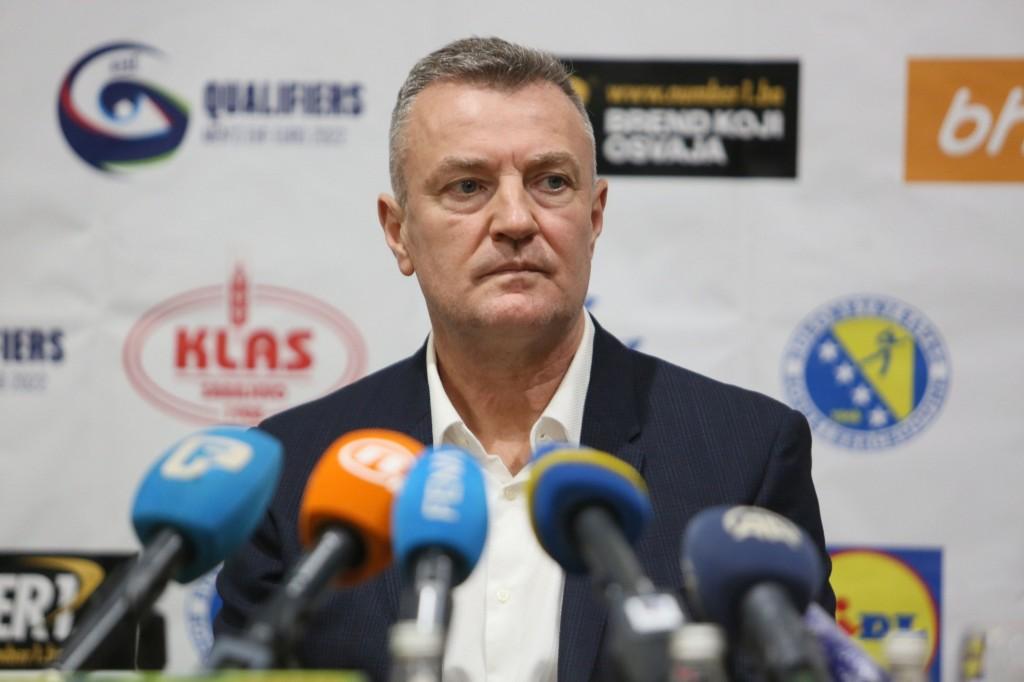 Ekipa bh. rukometaša u rukama je Hrvata, on kaže da je ponosan na to