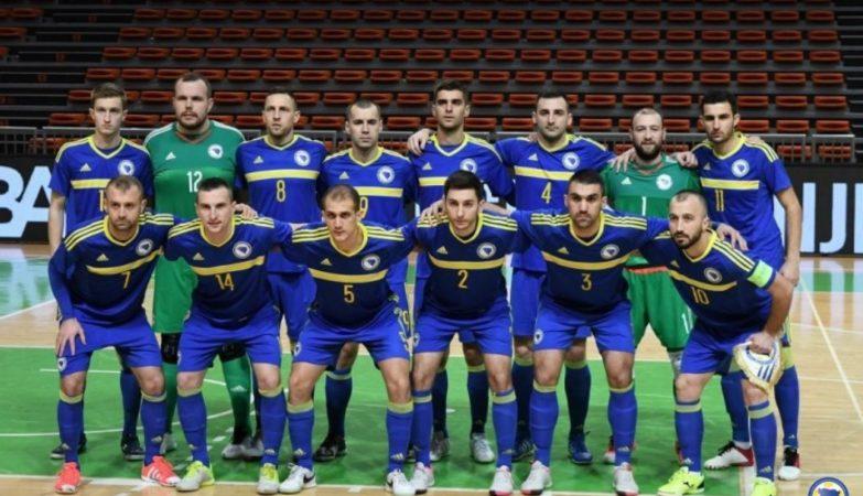 Futsal reprezentativci
