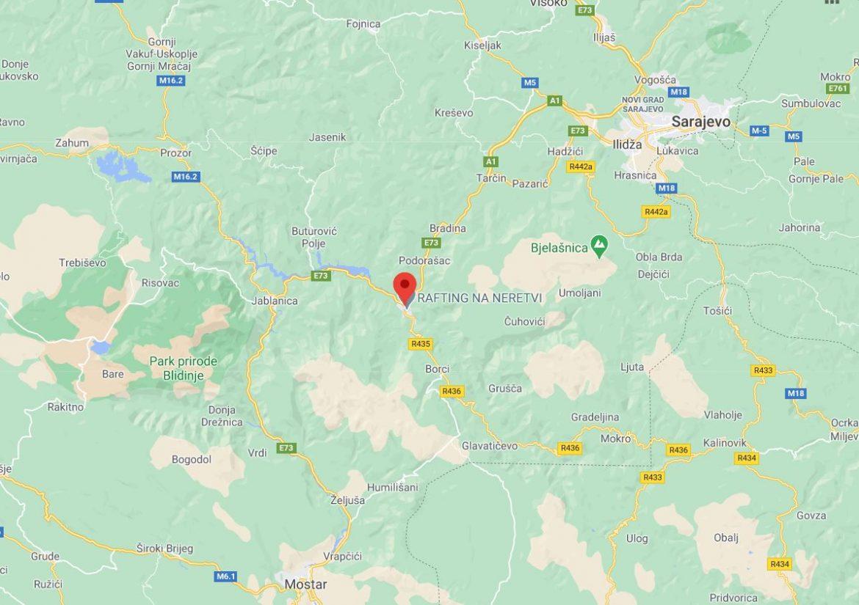 Sarajliju presreli u Hercegovini pa ga brutalno opljčkali