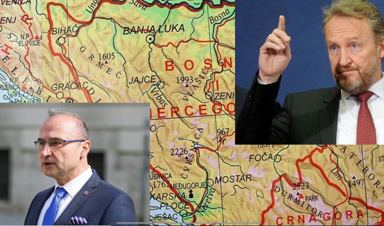 MVEP RH je zalijepio sarajevske političke elite i to baš na Dan nezavisnosti