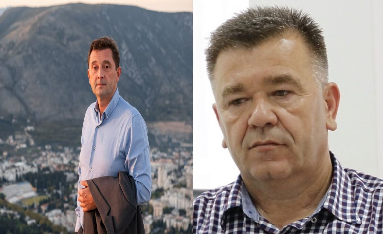Kordić i Marić nastavljaju podržavati rad Sportskog saveza Grada Mostara