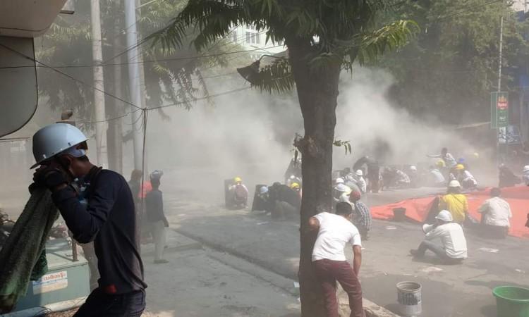 Ubijeno 56 demonstranata u Mjanmaru