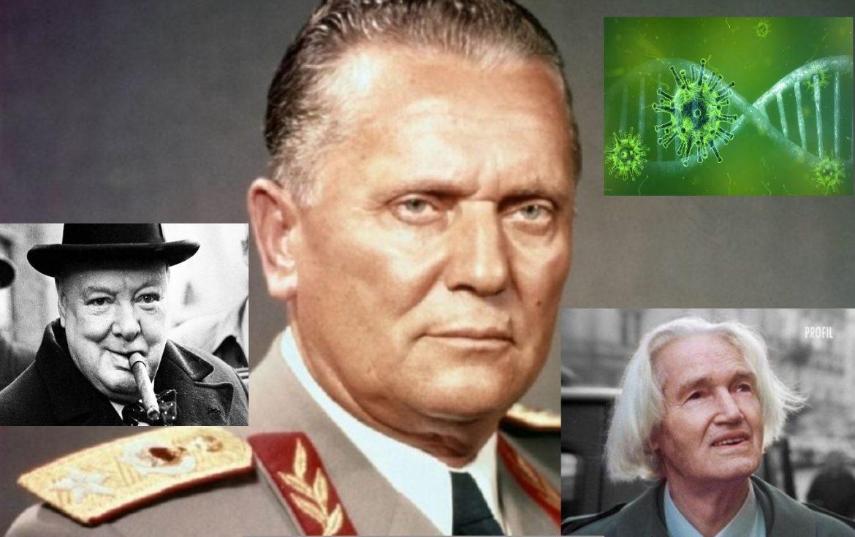 Što spaja Churchilla, Titovu suprugu, koronu u BiH i hrvatskog fizičara?