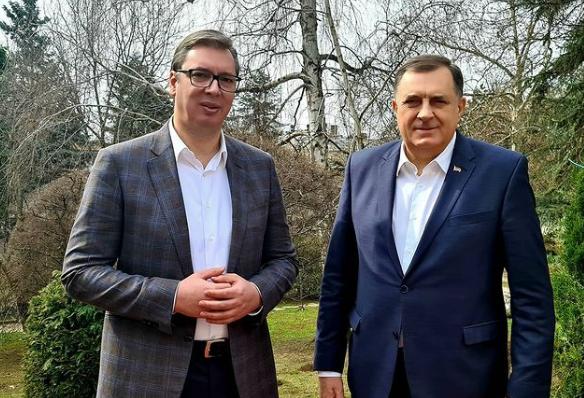Neobična objava Vučića: Mile ide u Tursku…