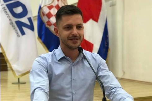 Mate Lončar kandidat ŽZH za predsjednika Mladeži HDZ BiH
