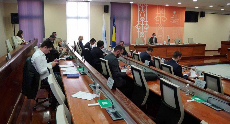 Gledajte uživo na Bildu: Traje sjednica Gradskog vijeća u Mostaru