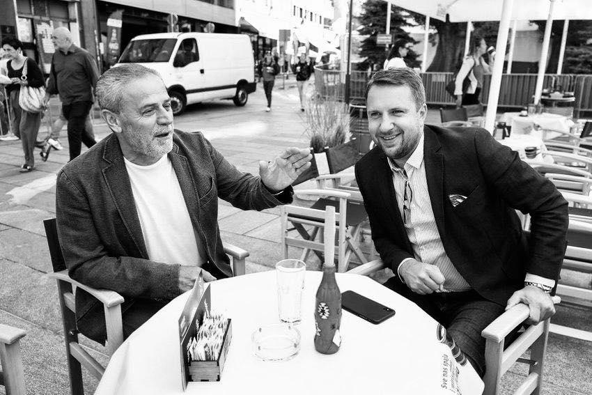 Sarajevski gradonačelnik o Bandiću nakon što mu je bio na sprovodu