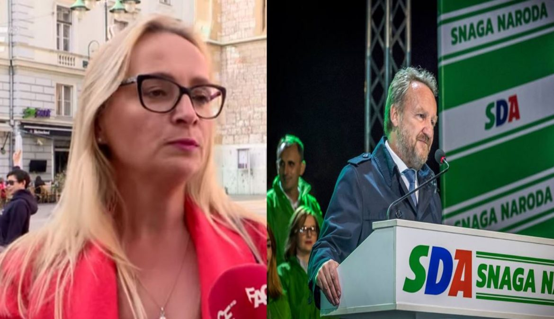 Ups. SDA je malo ljuta zbog Marićkinih nekadašnjih stavova o Bošnjacima