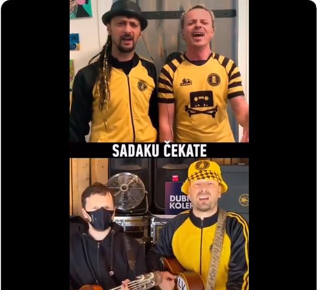 "VIDEO Dubioza Kolektiv ""opjevala"" Fadila i Vladu FBiH: ""Da Bog da vas kačili na vaše respiratore, je*i se…"""