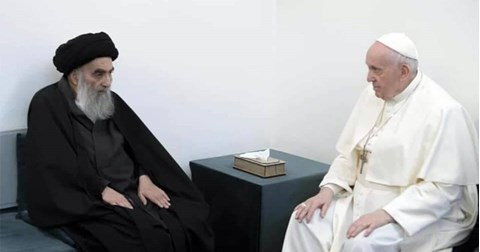 Evo s kim se papa Franjo sreo u Iraku: Apelirao na važnost održivog suživota