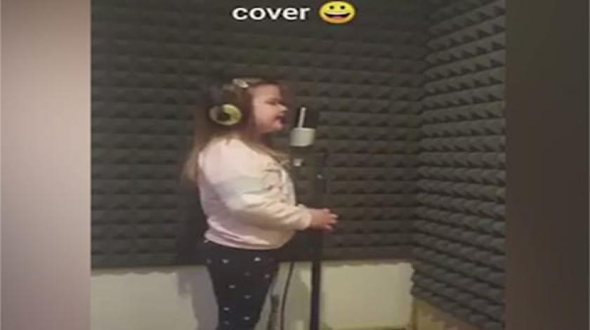 VIDEO Malena Ema iz Ljubuškog oduševila poznatu grupu svojim pjevanjem