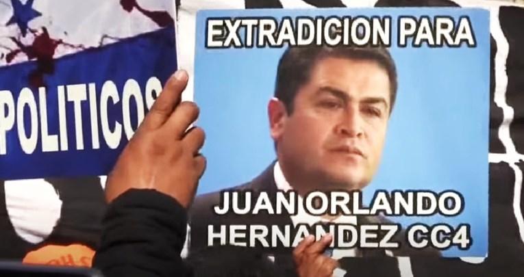 SAD osudio brata honduraškog predsjednika na doživotni zatvor