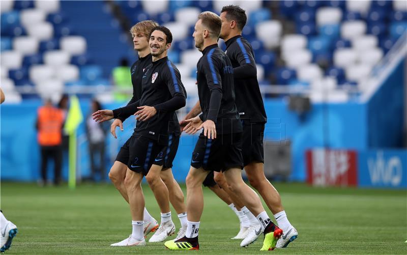 Ogromno zanimanje Hrvata za utakmicu u Kopenhagenu