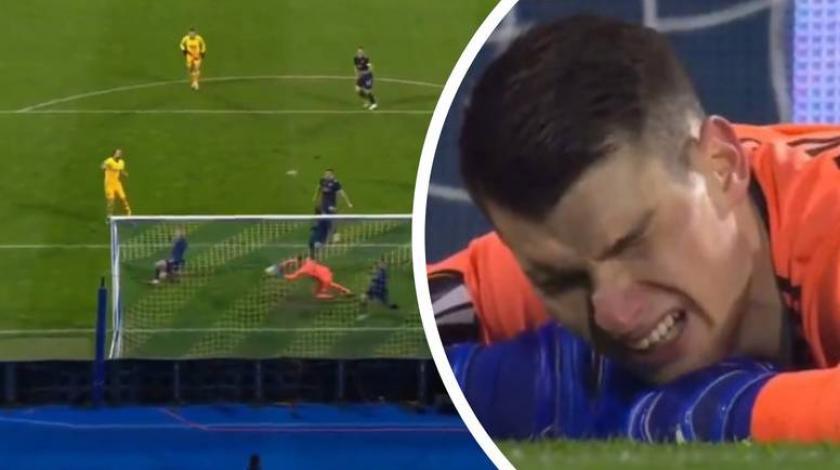 VIDEO Nevjerojatna obrana Livakovića, spasio Dinamo u odlučujućem trenutku