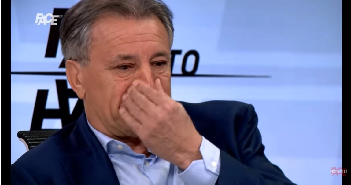 """VIDEO Mamić se rasplakao na TV-u: """"Mamu im je**m, uzeli su mi 500 tisuća eura, ne daju mi da vidim majku…"""""""